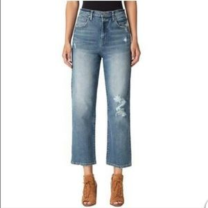 Jessica Simpson Infinite Stovepipe Crop Jeans